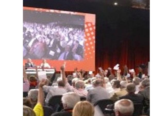 Convention Internationale de la Mutualité Française, Paris, le 20 Octobre 2015