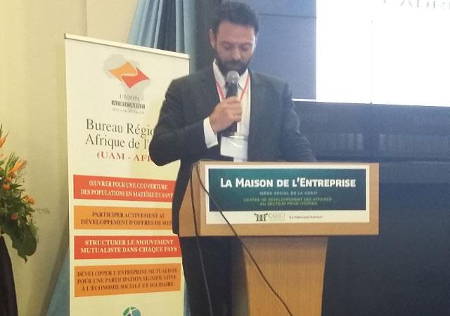 Discours de clôture Mathias Savignac, vice-président de l'AIM