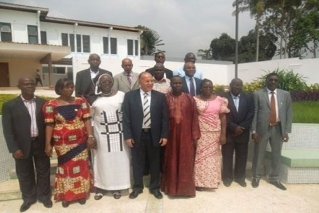 L'Union Africaine de la Mutualité (UAM) à Abidjan le 16 & 17 décembre 14 - Côte d'Ivoire