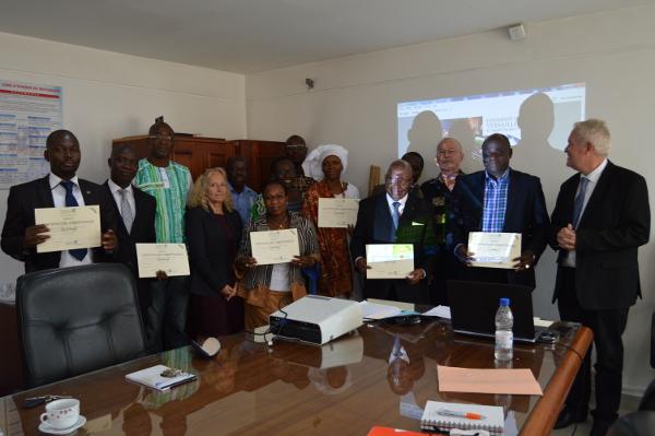 L'Université de Versailles forme les administrateurs de la MUGEF - CI de Côte d'Ivoire - 05 au 07 Octobre 2016 à Abidjan (Côte d'Ivoire)