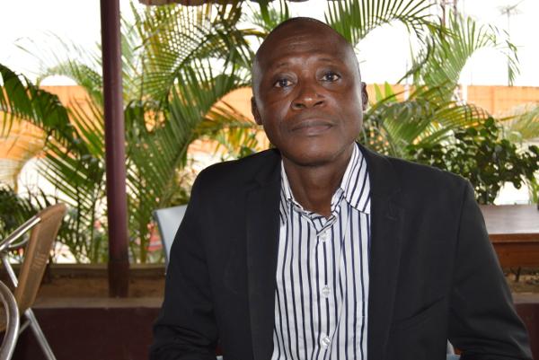 Koto Yérima, Président du Conseil National des Structures d'Appui aux Mutuelles Sociales du Bénin (COSAMUS)