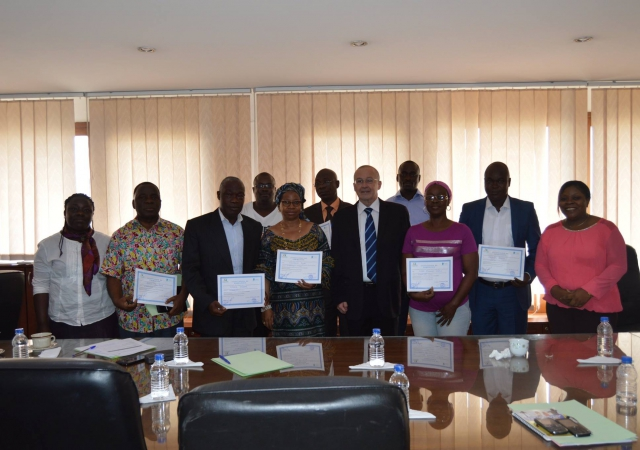 La Mutualité Ivoirienne renforce les capacités de ses administrateurs - 12 Novembre 2016 à Abidjan (Côte d'Ivoire)