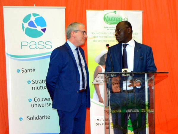 Union Harmonie Mutuelles et la Caisse interprofessionnelle du Maroc (CMIM) participent à la création de la MUTREPCI