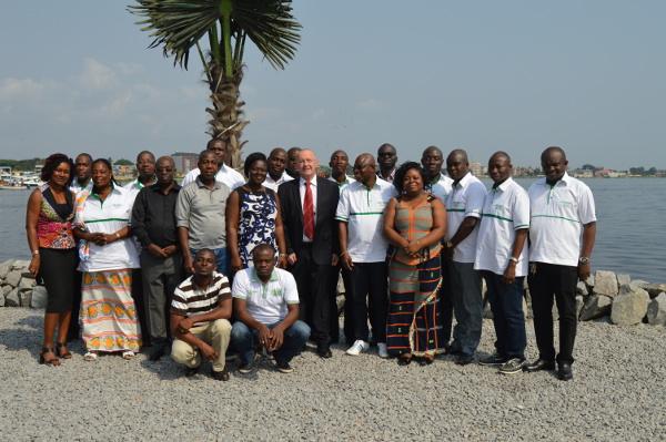 La Mutualité Ivoirienne forme les administrateurs de la MUSAPALM - 25 Janvier 2017 à Abidjan