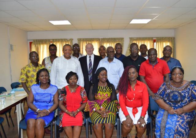 La Mutualité Ivoirienne poursuit le plan de formation des Administrateurs de Mutuelles (I) - 04 Février 2017 à Abidjan