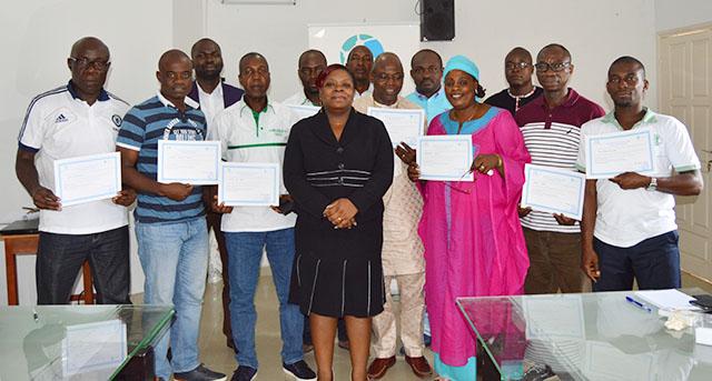 2é session de formation des administrateurs de la Mutuelle des agents de la Palmafrique - 29 Mars 2017