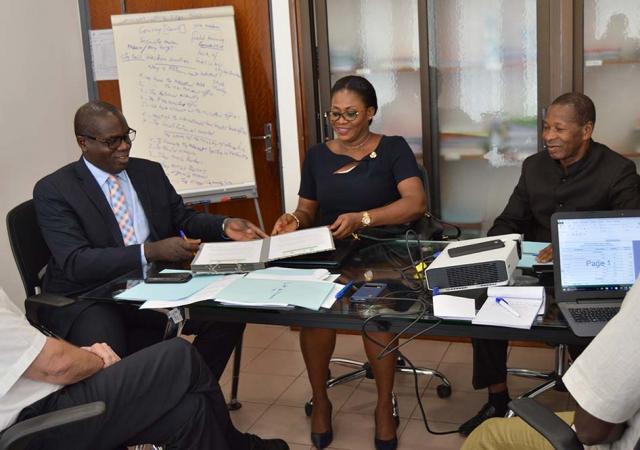 Les mutuelles Ivoiriennes des Impôts, de la Douane et du Trésors réfléchissent à la mise en réseau de leurs offres de soins - 06 au 07 Avril 2017 à Grand Bassam