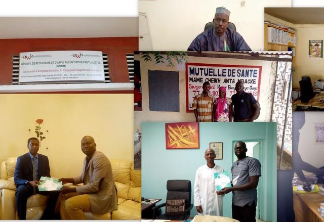 PASS à la rencontre des acteurs mutualistes et de la couverture santé du Sénégal - 22 au 28 Juillet 2017