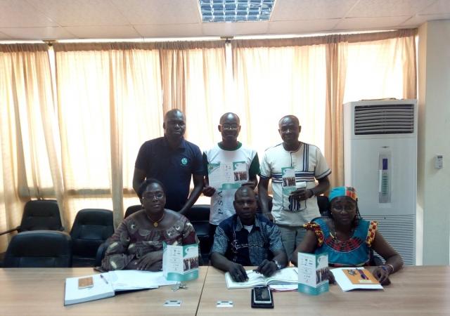 Les sociétés coopératives et les organisations de la filière Coton et anacarde sensibilisés à l'action mutualiste - 18 au 21 Septembre 2017 à Bouaké (Côte d'Ivoire)