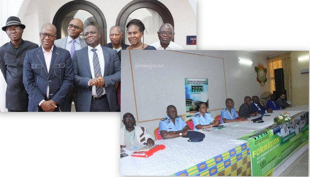 Les mutuelles ivoiriennes se forment pour relever les défis de la gouvernance mutualiste - 14 au 23 Novembre 2017 à Abidjan (Côte d'Ivoire)