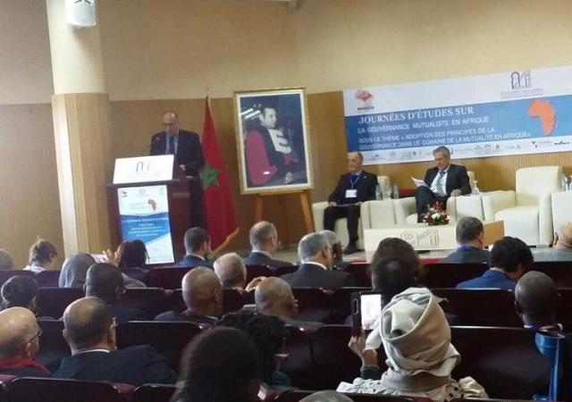 L'UAM a organisé des journées d'étude de la bonne gouvernance mutualiste - 01 et 02 Décembre 2017 à Rabat (Maroc)