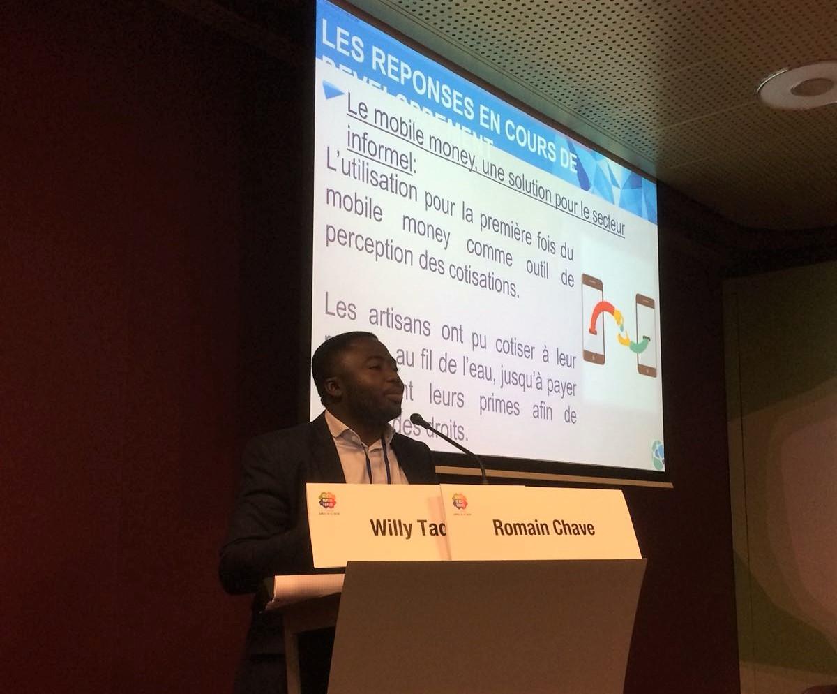 Première participation du Pass au Geneva Health Forum 18 sur les pratiques innovantes dans le domaine de la santé - du 10 au 12 Avril 2018 à Genève (Suisse)
