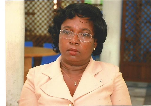 ESSOUDOUCK Suzanne, Présidente de la Mutuelle de Retraite Complémentaire des Agents Eneo du Cameroun