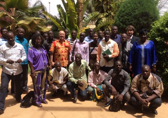 Projet de création d'une mutuelle des personnels de l'éducation du Burkina Faso - 22 au 24 Mai 2018 à Ouagadougou (Burkina Faso)