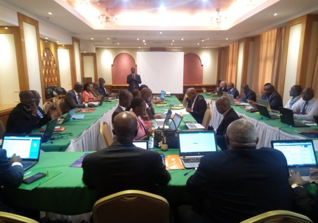 La Couverture Maladie Universelle (CMU) testée dans 3 villes de la Côte d'Ivoire - 14 au 18 Mai 2018 à Yamoussoukro (Côte d'Ivoire)