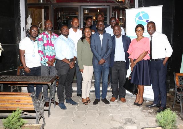 La rencontre des responsables communication de mutuelles - 20 Septembre 2018 à Abidjan (Côte d'Ivoire)