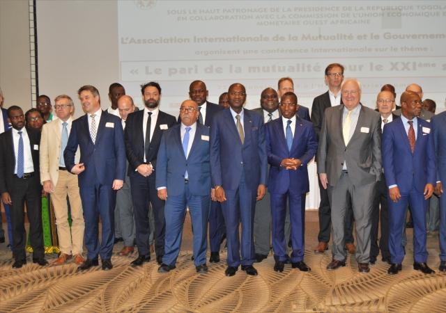L'Association internationale de la Mutualité a organisé sa deuxième conférence internationale en Afrique