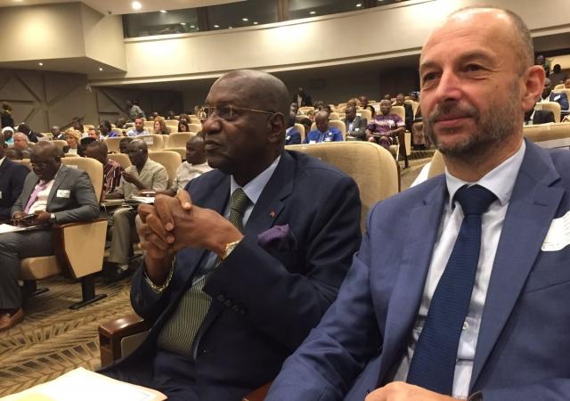 Le ministre ivoirien de l'emploi et de la protection sociale reconnait l'importance des mutuelles dans la mise en place des CMU en Côte d'Ivoire