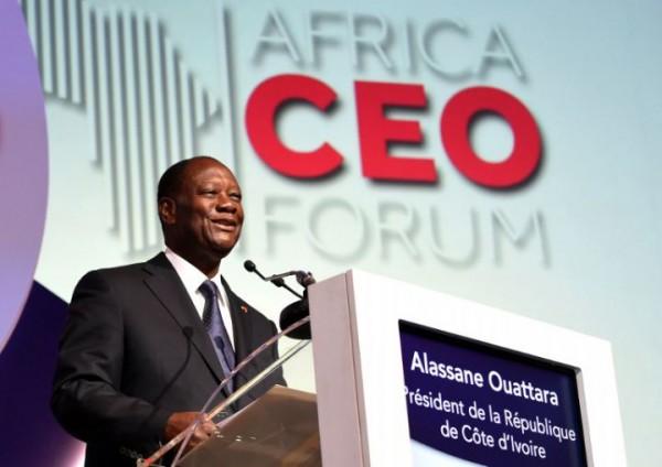 La Côte d'Ivoire a connu une croissance de 10,3% en 2015