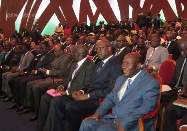 40è AG de la FANAF : La FANAF réalise près de 1500 milliards de F CFA de chiffre d'affaires par an''