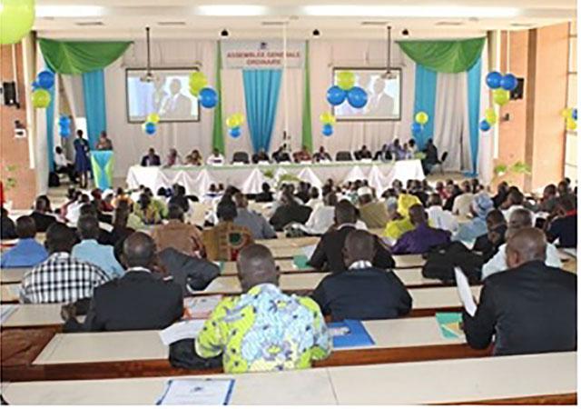 Assemblée Générale de la Mutuelle Générale des Fonctionnaires et agents de l'Etat de Côte d'Ivoire (MUGEF-CI) - 29 aout 2015