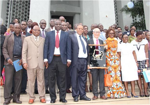 Mission de Jean-Pierre Belmas, Président de la MMJ, à Abidjan - 6 au 9 Août 2015 en Côte d'Ivoire