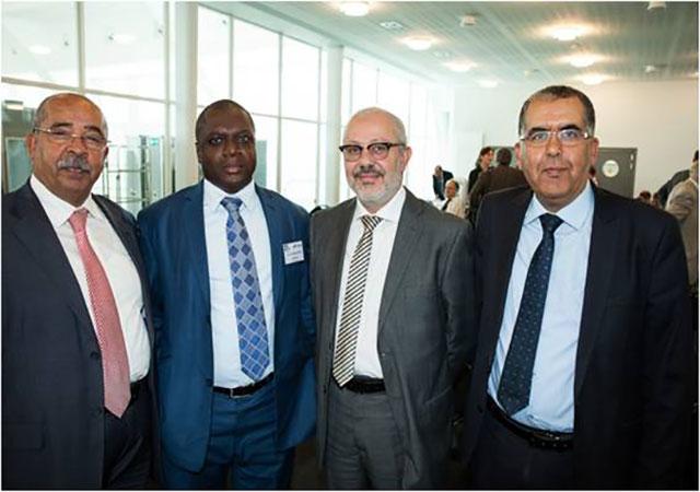 Assemblée Générale de l'Association Internationale de la Mutualité (AIM) à Liège - 22 au 24 Juin 2015 (Belgique)