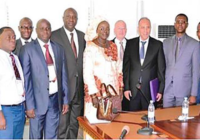 UAM - AFRO : mission du Bureau élargi au Sénégal - 7 au 8 Mai 2015
