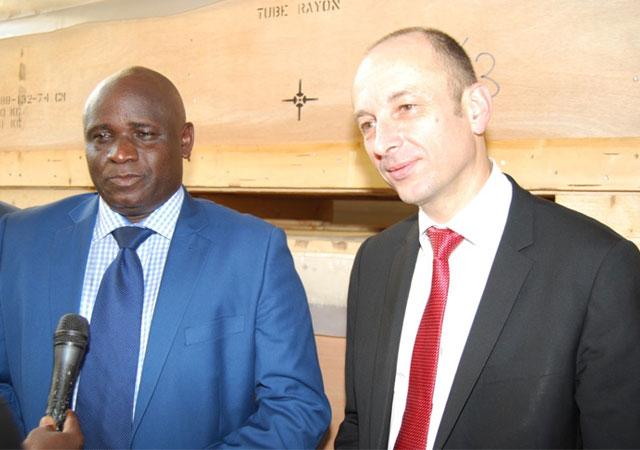 Thierry Beaudet : rencontres l'UAM-AFRO et la Mugefci - 24 Février 2015