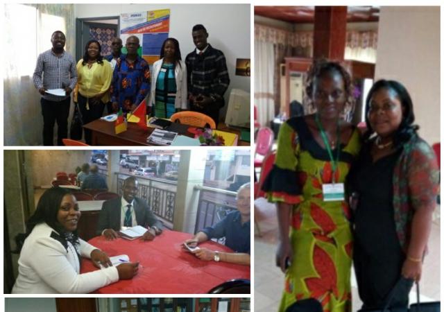 Les Rencontres du PASS du 28 mai au 1er juin 2016, au Cameroun