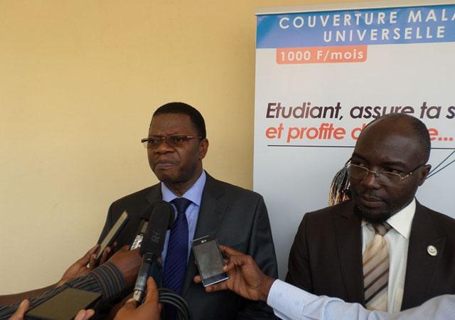 La CMU sera d'abord expérimentée en milieu estudiantin en Côte d'Ivoire en Janvier 2017