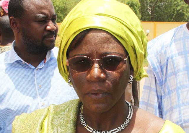 Marie Madeleine TOGO (ministre malien de la santé)