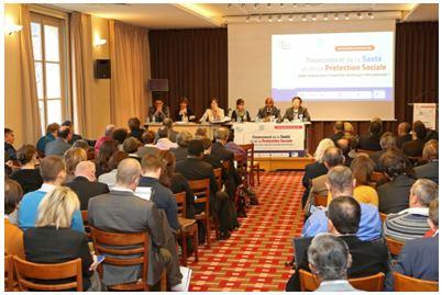 Les rencontres 2014 du GIP Santé Protection Sociale International
