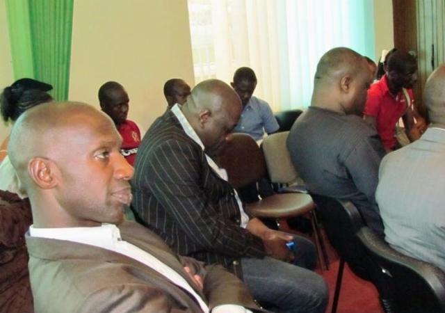 La Mutuelle des journalistes et agents des médias privés de Côte d'Ivoire est née - 12 Février 2017 à Abidjan