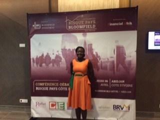 Conférence Bloomfield sur le risque pays Côte d'Ivoire - 06 Avril 2017 à Abidjan