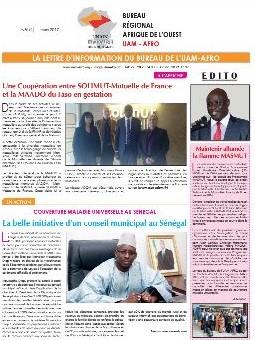 Newsletter UAM - AFRO N°015 - Mars 2017