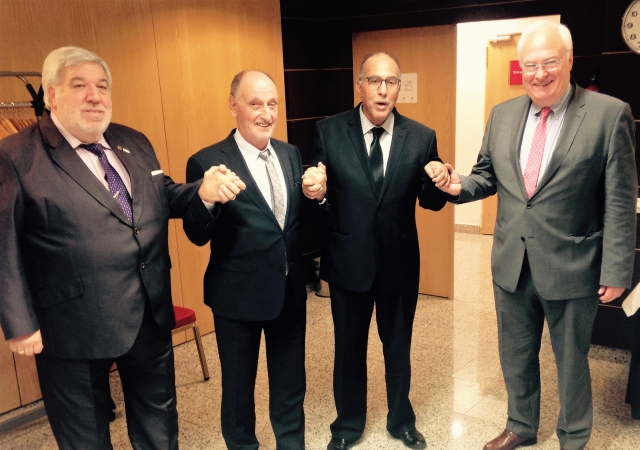 Le mouvement mutualiste ne peut que bénéficier de la collaboration - 13 Mai 2017 à Madrid (Espagne)