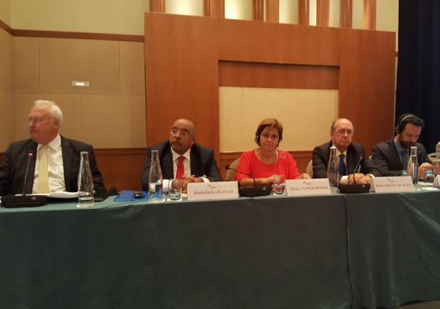36è réunions de l'AIM - 28 au 30 Juin 2017 à Anvers (Belgique)