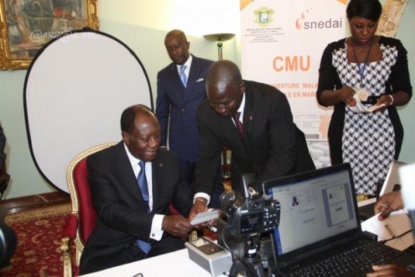 Couverture Maladie Universelle : ça avance ! - 23 Juillet 2017 à Abidjan (Côte d'Ivoire)