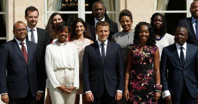Emmanuel Macron: ''C'est en Afrique que se joue largement l'avenir du Monde''
