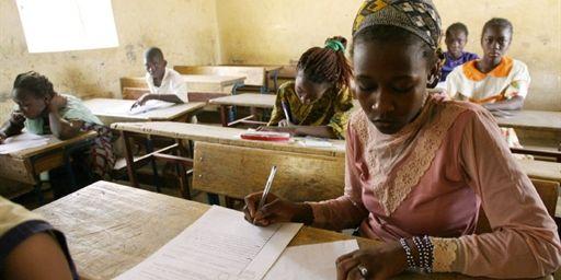 Les élèves sénégalais désormais couverts par la CMU - 05 Octobre 2017 à Dakar (Sénégal)