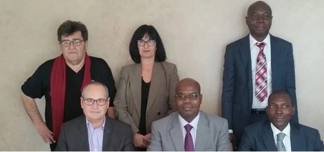 La MAADO et Solimut Mutuelle de France signent un accord de partenariat - 21 Novembre 2017 à Paris (France)