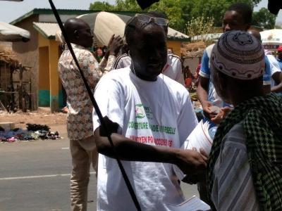 La Banque Mondiale Satisfaite des progrès de la CMU au Sénégal - 09 Novembre 2017 à Keur Massar (Sénégal)