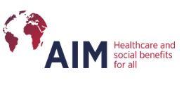 38è Assemblée générale et conseil d'administration de l'Association internationale de la mutualité (AIM) - 20 au 22 juin 2018 à Tallin (Estonie)