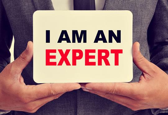 Continuez à vous inscrire dans notre répertoire d'experts du PASS!