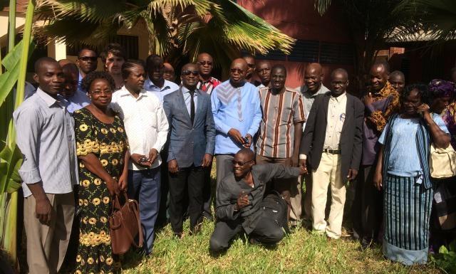 Atelier de démarrage des travaux de mise en place de la mutuelle des professionnels de l'éducation du Burkina Faso - 06 au 10 Août 2018 à Ouagadougou (Burkina Faso)
