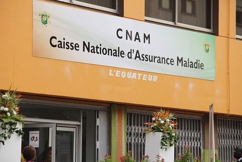 En Côte d'Ivoire la Caisse Nationale d'Assurance Maladie lance sa plateforme