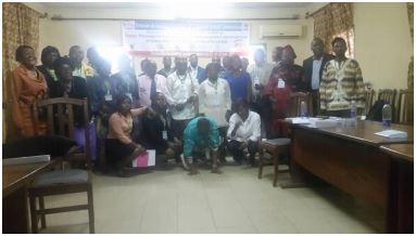 Un atelier sur les principes fondamentaux de création et de gestion d'une mutuelle - 22 au 24 Août 2018 à Douala (Cameroun)