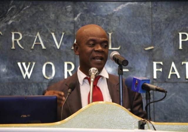 La Fédération des mutuelles du Cameroun au coeur des débats sur la mise en place de la CMU - 13 Novembre 2018 à Douala (Cameroun)