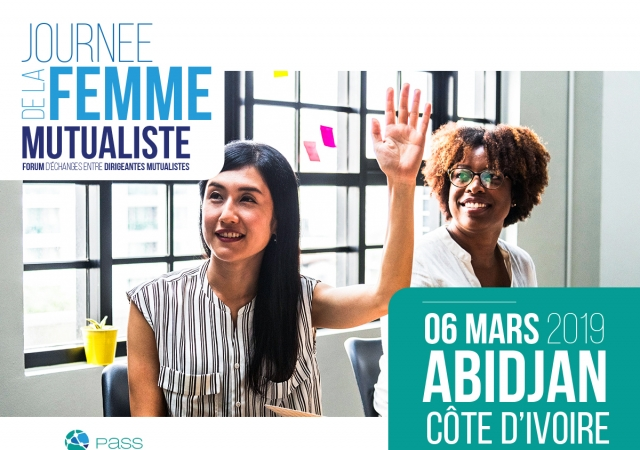 1ère journée internationale de la femme mutualiste - 06 Mars 2019 à Abidjan (Côte d'Ivoire)